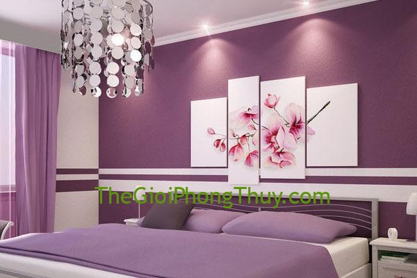 Purple-Bedroom-Paint